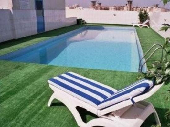 Smana Hotel Al Riqa: Interior