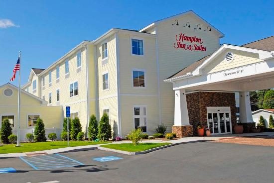 Hampton Inn Suites Mystic Ct 2018 Hotel Review Ratings Family Vacation Critic