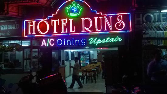 Hotel Runs Restaurant