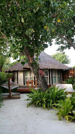 Entrance - Banyan Tree Vabbinfaru Photo