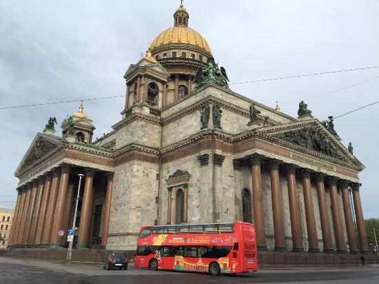 City Sightseeing Saint Petersburg