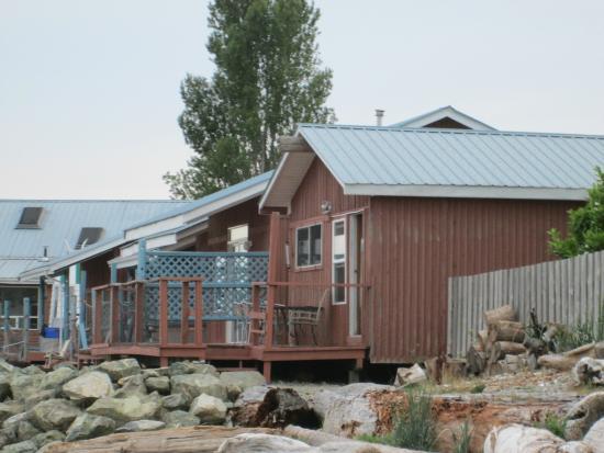 Oceanside Resort Motel : Cabin D