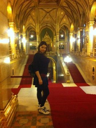 Κοινοβούλιο: Внутри Парламента
