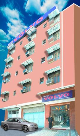 Hotel Volga International : Faceyard