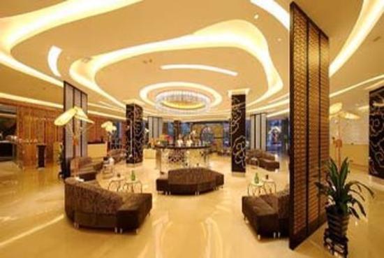 Ramada Parkside Beijing: Lobby Reception
