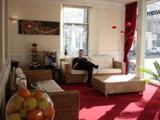 The Sandyford Hotel: Reception