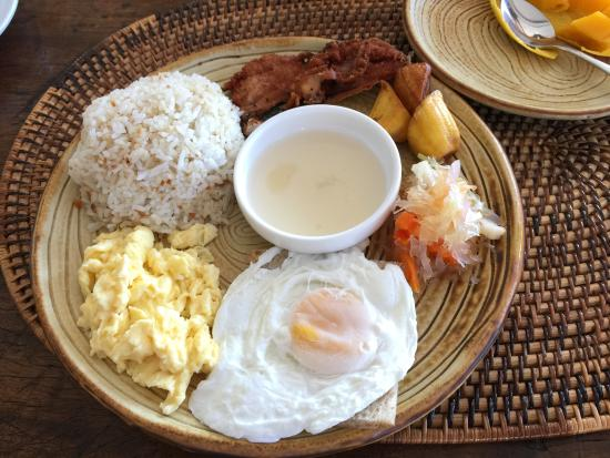 อามาเรลา รีสอร์ท: Breakfast