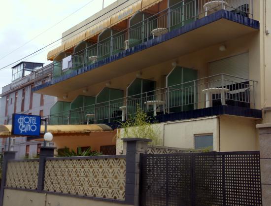 Hotel Mino: Отель
