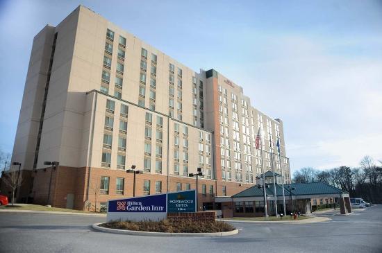 Hilton Garden Inn Baltimore/Arundel Mills: HGI Baltimore Arundel Mills Hotel Exterior