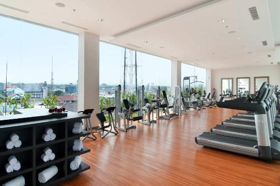 Hilton Bandung: Fitness Center