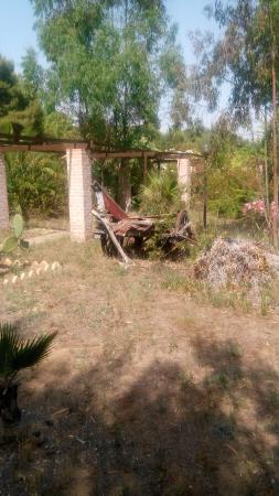 Провинция Фоджа, Италия: Foto aggiornate del villaggio notare il campo da bocce e il parco giochi attrezzato!