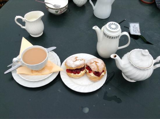 Triscombe Tea Rooms