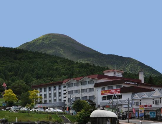 Ikenotaira Shirakaba Kogen Hotel