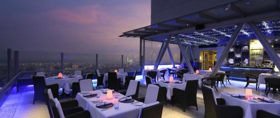 Marco Polo Plaza Cebu : Blu Bar & Grill