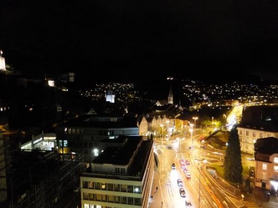 Hotel Linde: Ночью