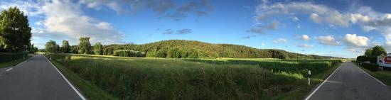 Oberteisbach, Allemagne : Вид