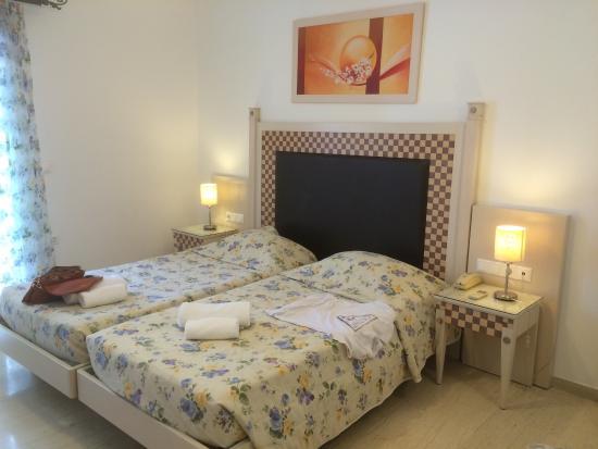 Aparthotel Domna Petinaros: Domna Petinaros Apts Hotel Mykonos