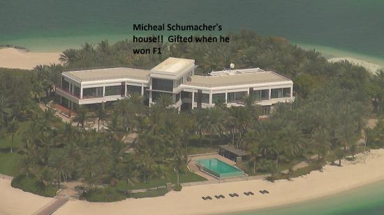 michael schumachers house picture of fly high dubai
