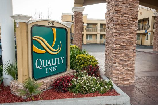 Quality Inn, Near Chico State