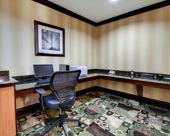 Comfort Suites: MSBUSINESSCENTER