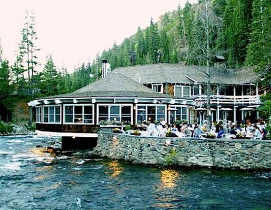 River Ranch Lodge & Restaurant : Exterior