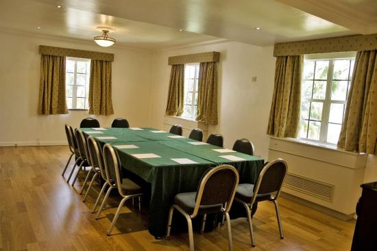 Grenadine House: Meeting Room