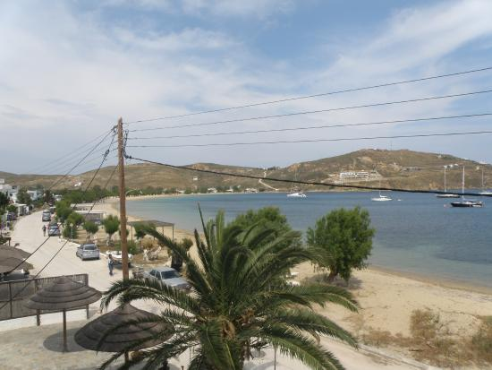 Maistrali Hotel: View from room 24
