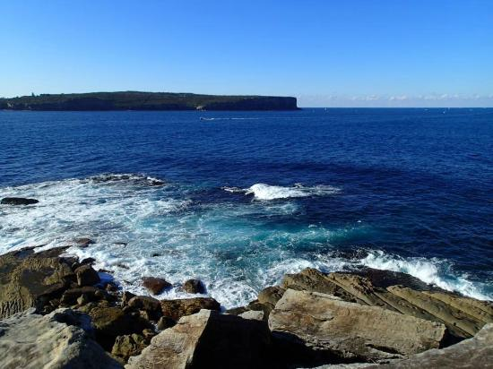 Sydney Harbour National Park: View to North Head