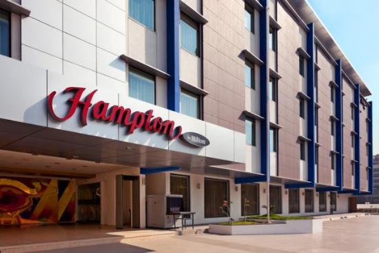 Hampton by Hilton Vadodara-Alkapuri: Hampton by Hilton, Alkapuri Vadodara