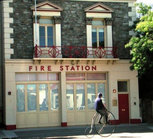 Fire Station Inn