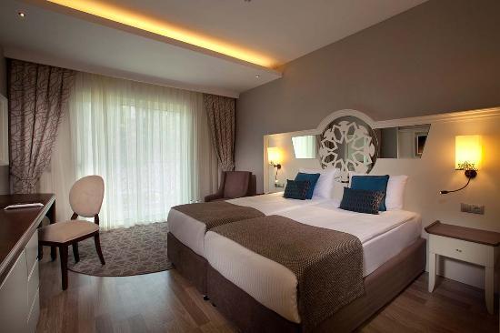 Diamond Elite Hotel & Spa : Standart Room