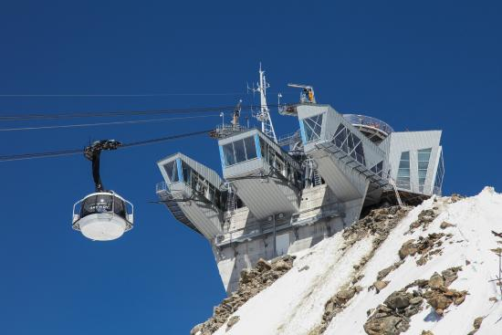 Punta Helbronner - Funivie Monte Bianco