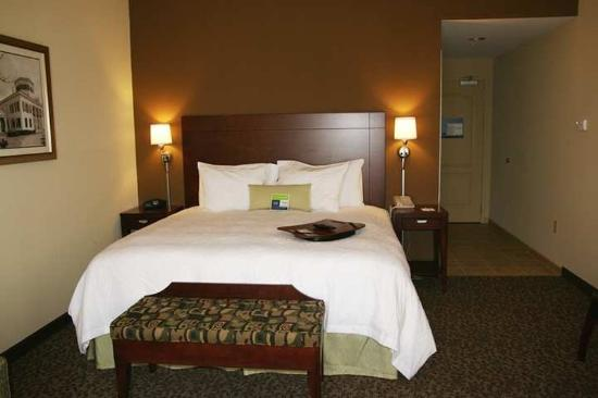 Hampton Inn & Suites West Point: Guest Room