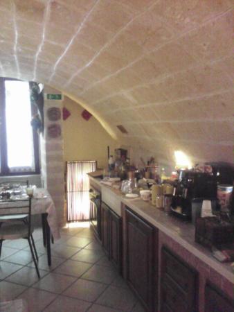 B&B Casa Cimino: Salle petit déjeuner