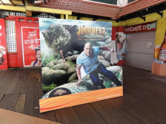 Sentosa 4D Adventureland: Journey 2