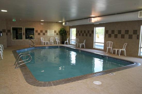 Hampton Inn Ellensburg: Pool