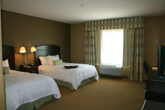 Hampton Inn Ellensburg: 2 Queen Accessible Room