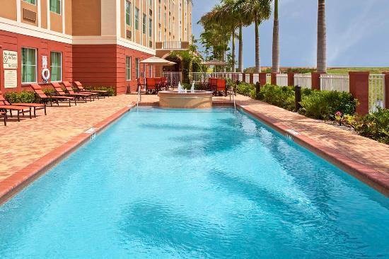 Hampton Inn & Suites Ft Lauderdale / Miramar: Outdoor Pool