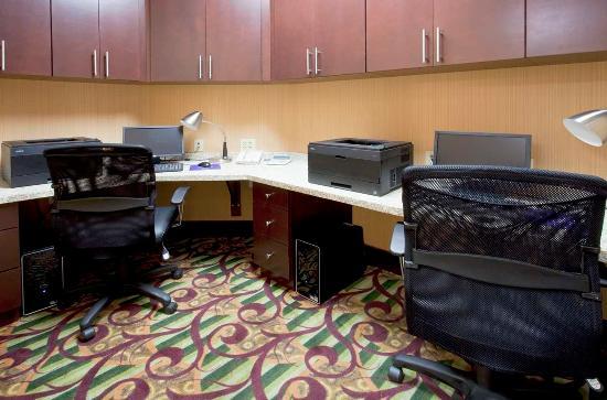 Hampton Inn & Suites Ft Lauderdale / Miramar: Business Center