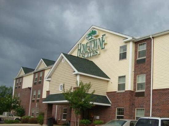 Tuscaloosa Extended Stay Hotel: Exterior view