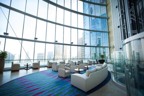 JA Oasis Beach Tower: Sky Lobby