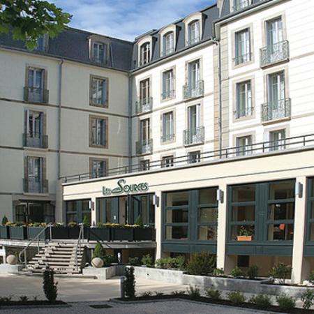 Residence Les Sources Hotel Luxeuil Les Bains