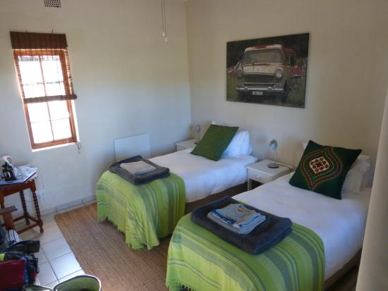 Koedoeskloof Country Lodge : Bedrooms are stunning - decor and comfort guaranteed!