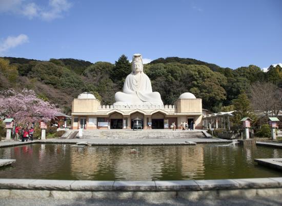観音様 - Picture of Ryozen Kannon, Kyoto - TripAdvisor