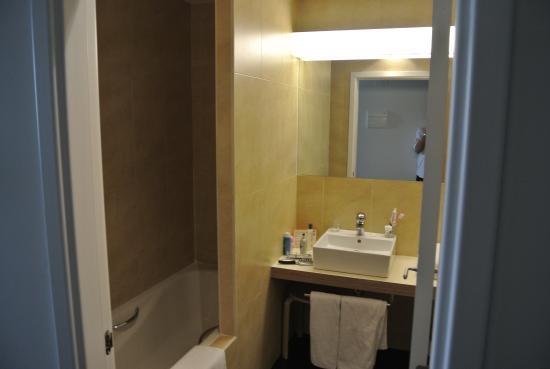Hotel ETH Rioja: Cuarto de baño