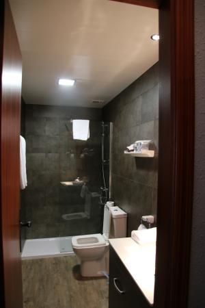 Hotel la Masia del Cadet: Bagno