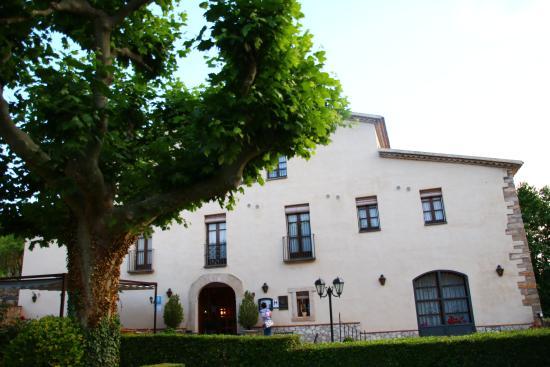 Hotel la Masia del Cadet: Esterno