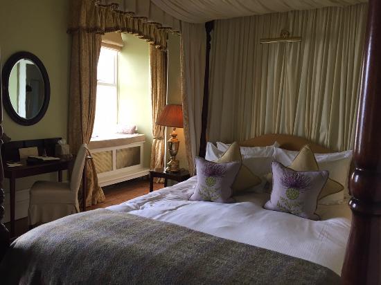 Moy House: notre chambre