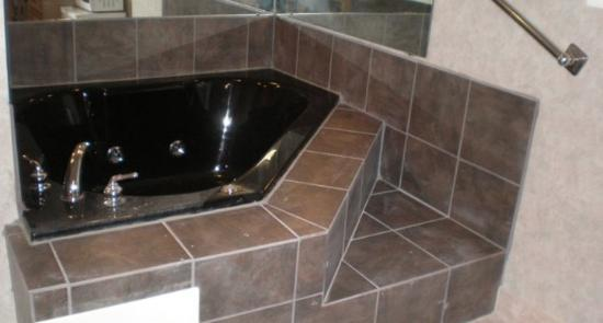 Country Hearth Inn Atlantic City/Galloway: Jacuzzi