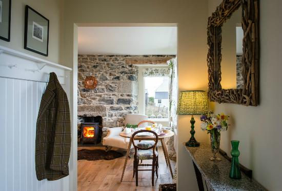 Waternish, UK: The Breakfast Room in the main house